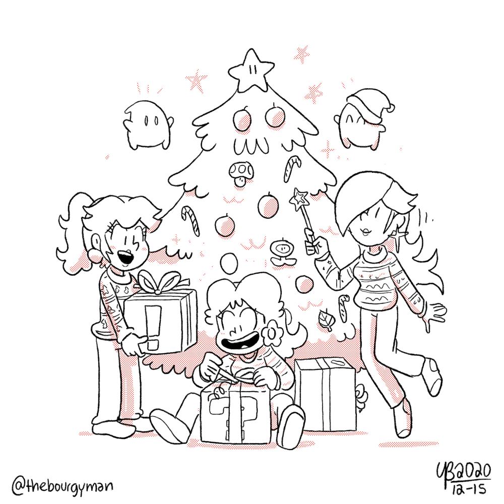 Interlude V – Christmas Time!